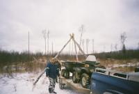 Highlight for Album: Hunting Trip - Canada 2006