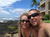 Highlight for Album: April & Jason Kauai Vacation