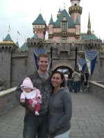 Highlight for Album: Taylor's 1st visit to Disneyland