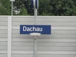 Dachau train station